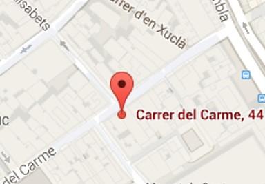 geocodificación de clientes barcelona